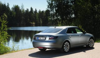 Saab 9-5 2.8T XWD Aero review