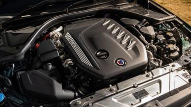 Alpina D3 S Touring – engine