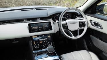 2021 Land Rover Range Rover Velar – interior