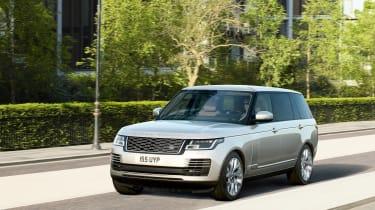 MY18 Range Rover - LWB front quarter