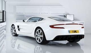 Aston Martin centenary video