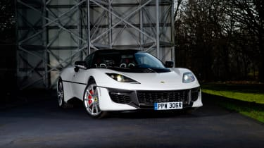 James Bond Lotus Evora Sport 410 - front three quarter