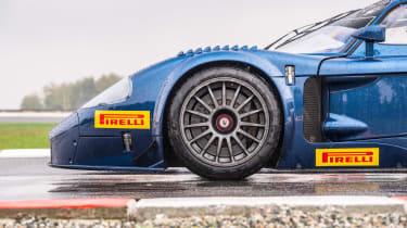 Maserati MC12 Versione Corse wheel