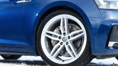 Audi A5 Sportback S-Line - wheel
