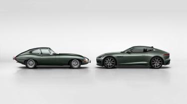 Jaguar F-type Heritage 60 Edition - profile