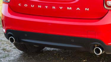 Mini Countryman SD - Badge