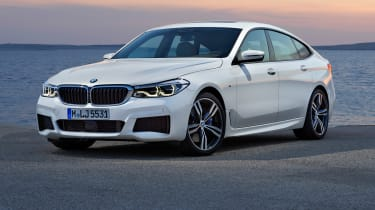 BMW 6-series GT - front 3.4 static