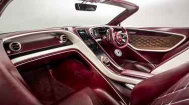 Bentley EXP12 Speed 6e - Interior