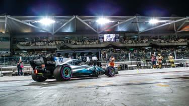 F1 Round 20 - merc-petronas