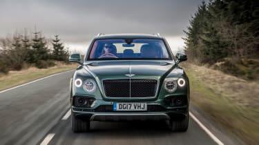 Bentley Bentayga Diesel - front