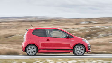VW Up GTI - Profile