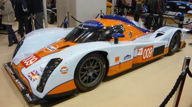 Le Mans Aston Martin
