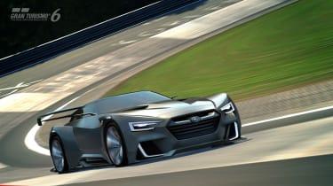 Subaru Viziv GT Vision GT