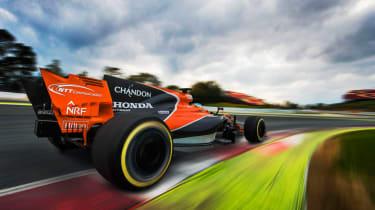 McLaren Melbourne F1