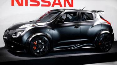 480bhp Nissan Juke-R
