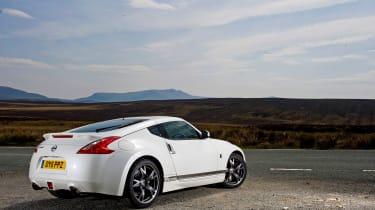 Nissan 370Z wales rear