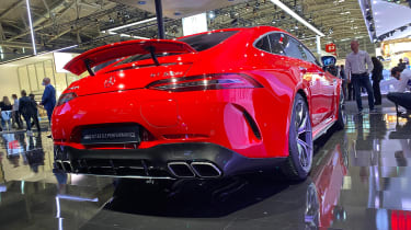 Mercedes-AMG GT63 S E Performance – rear