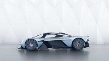 Aston Martin Valkyrie - profile