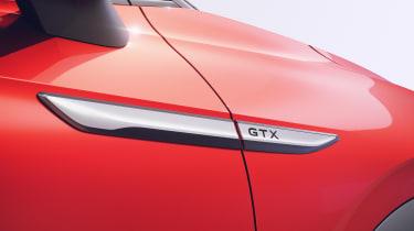 Volkswagen ID.4 GTX - side badge