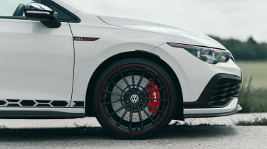 Volkswagen Golf GTI Clubsport 45 – stickers