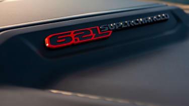 Ram 1500 TRX – badge