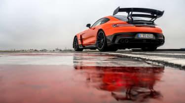 Mercedes-AMG GT Black Series - static rear