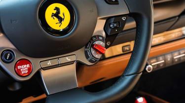 Ferrari F8 Tributo – wheel