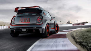 Mini John Cooper Works GP Concept - rear