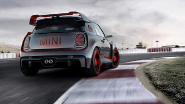 Mini John Cooper Works GP Concept - rear