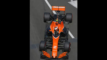 Baku Gran Prix 2017 - McLaren