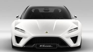 New Lotus Elise