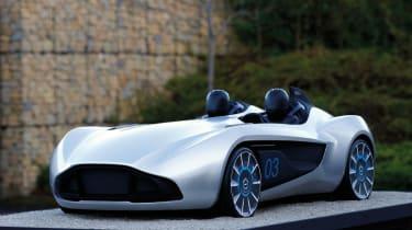 Aston Martin CC100 model