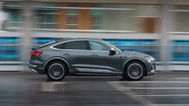 Audi e-tron S Sportback - pan