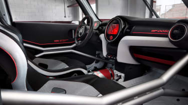 Mini John Cooper Works GP Concept - dash