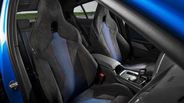 BMW M135i - seats