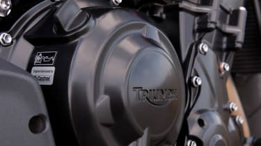 Jaguar F Type V6 S v Triumph Street Triple R