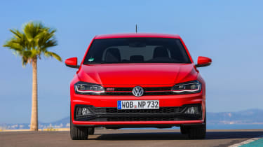 Volkswagen Polo GTI – front