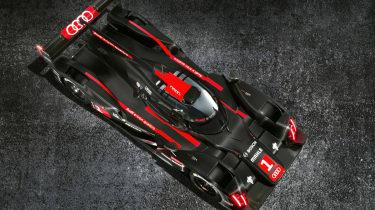 Audi's R18 e-tron hybrid detailed