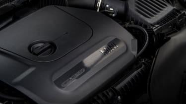Mini 1499GT - Engine