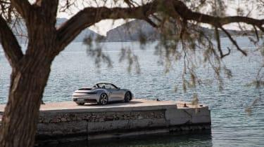 Porsche 911 Carrera 2S Cabriolet