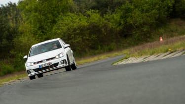 VW Golf GTI – tyre test