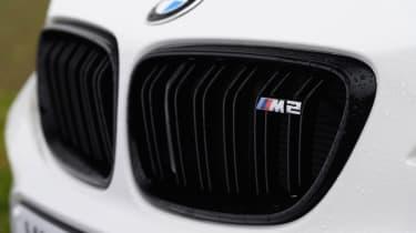 BMW M2 M Performance - Grille