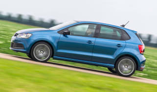 Volkswagen Polo Blue GT review