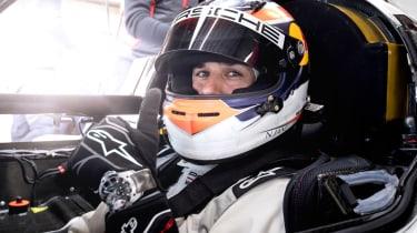 Porsche 919 tribute - driver
