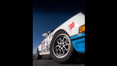 Cali 911s - wheels