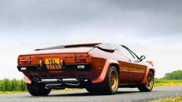 Lamborghini Silhouette - rear
