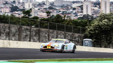 Aston Martin - FIA WEC Brazil
