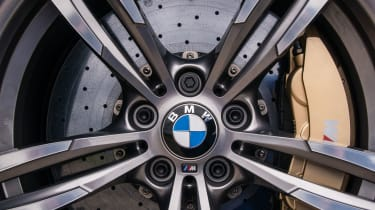 BMW M3 - Wheels