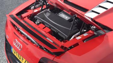 R8 engine