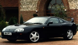 Toyota Supra to return